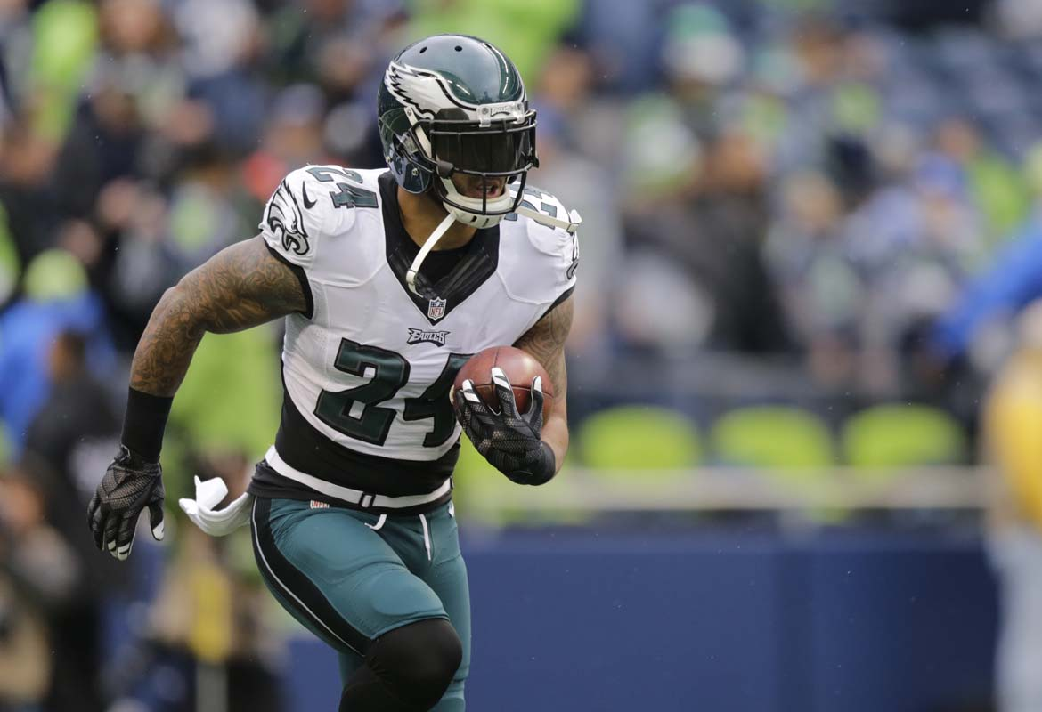 Here is the Eagles statement regarding release of RB Ryan Mathews