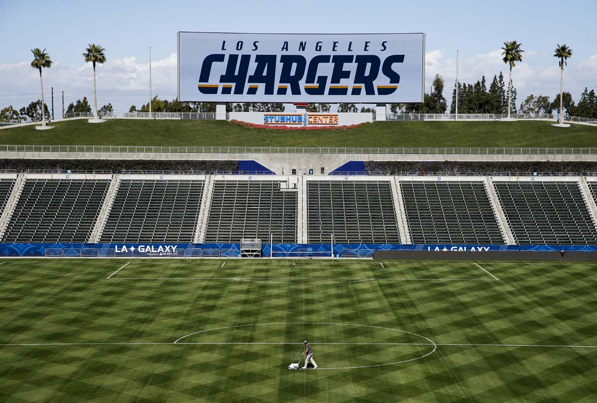 LA Chargers Debut at Stubhub Center