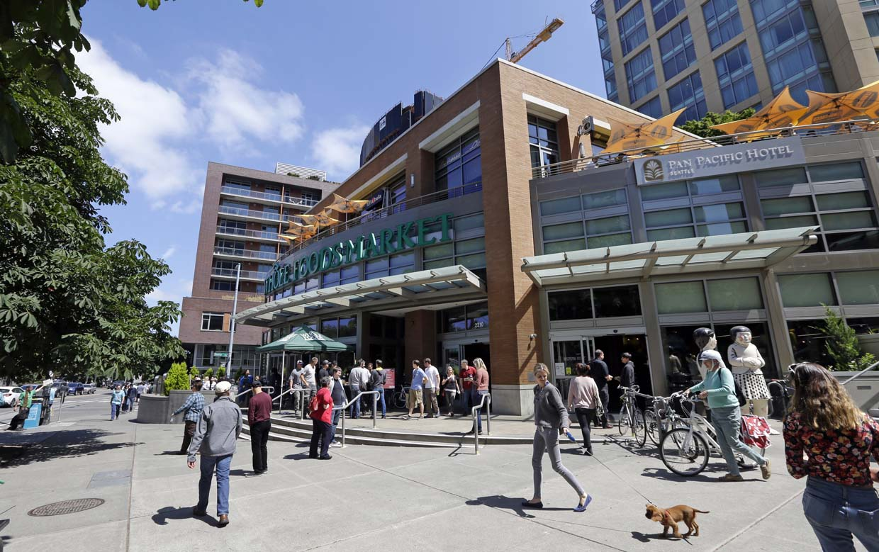 Amazon to cut Whole Foods prices amid intense grocery turf war