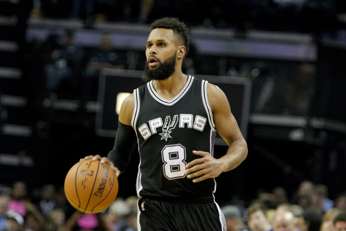 Spurs resign Patty Mills, a 41-percent 3-point shooter""