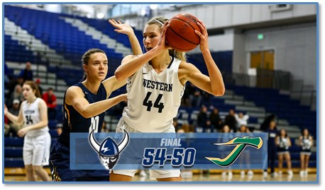 Vikings Hold Off Humboldt State 54 50 At West Region
