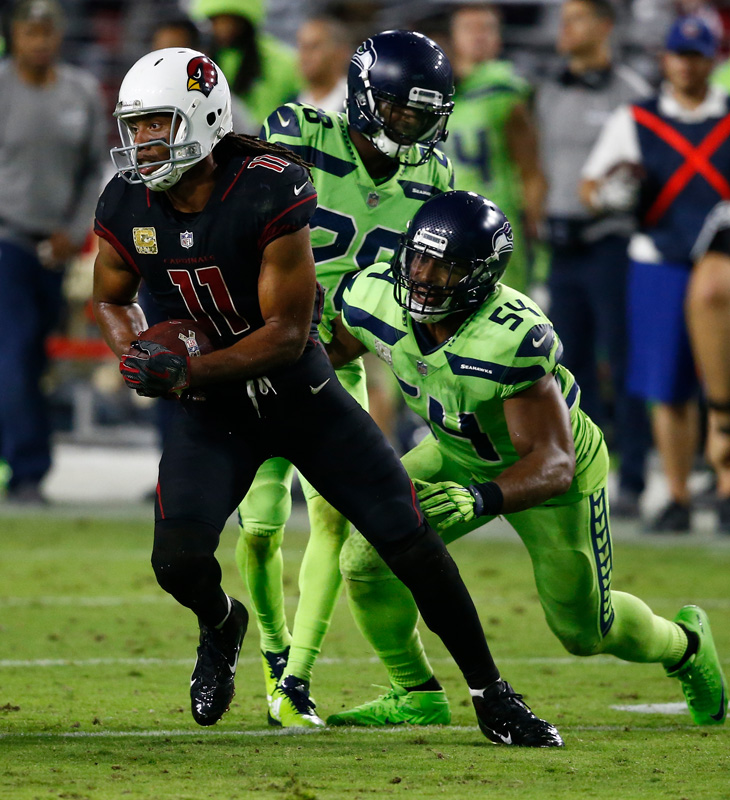 Larry Fitzgerald signs extension with Cardinals through 2018