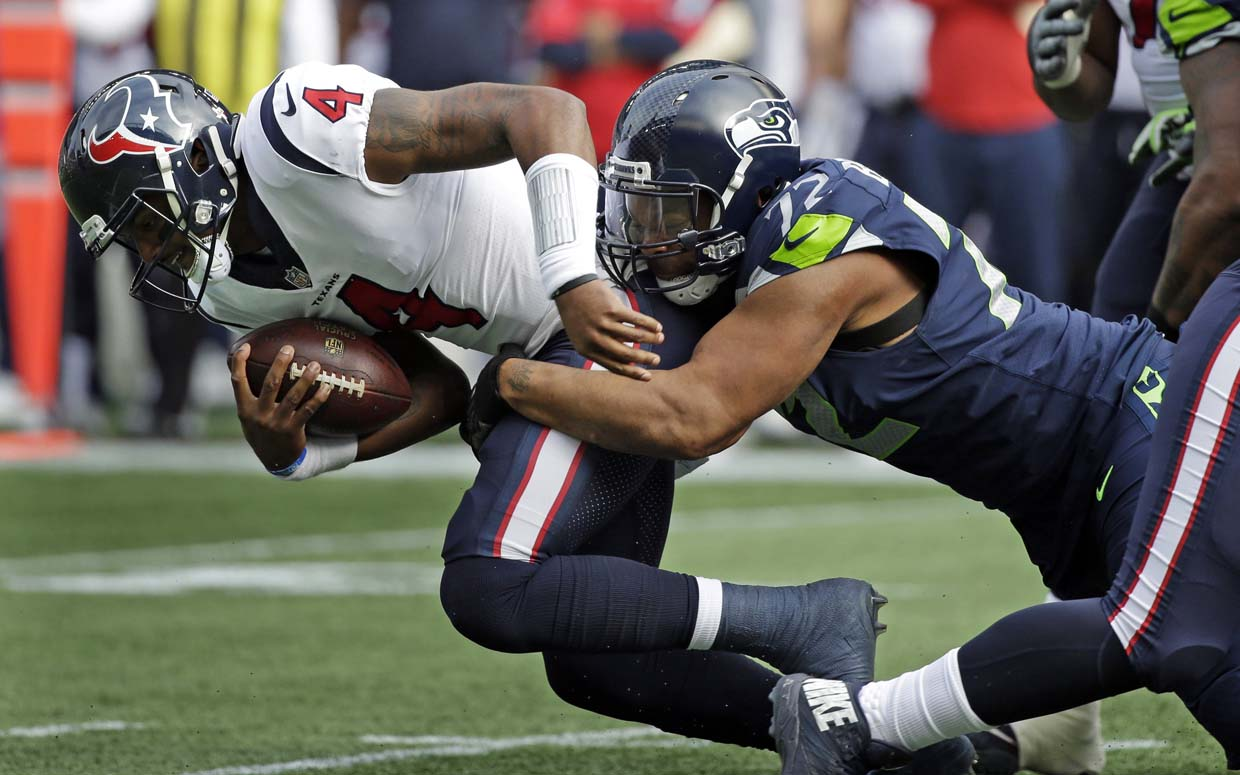Duane Brown makes it seven Seahawks named to Pro Bowl