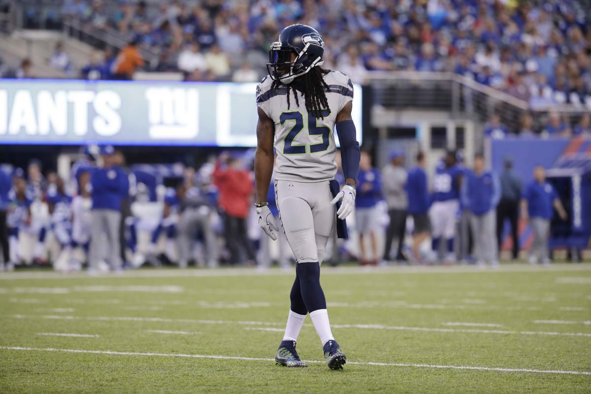 Richard Sherman signs deal with San Francisco 49ers