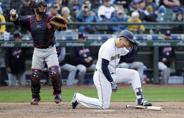 Mariners place Ryon Healy on 10-day disabled list | 1170 ...