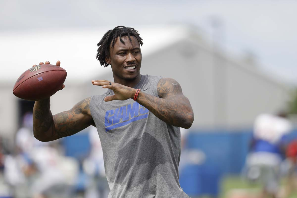 Veteran WR Brandon Marshall visiting Seahawks