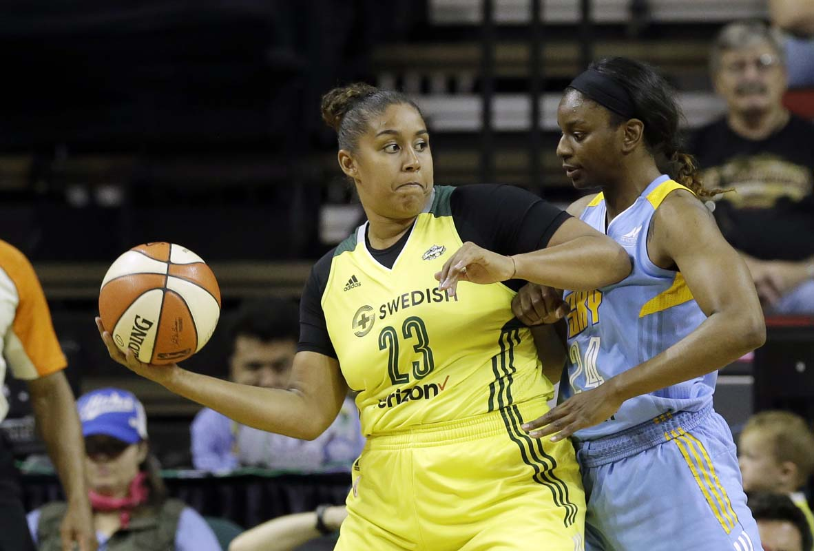Harrisonburg native Toliver named WNBA All-Star
