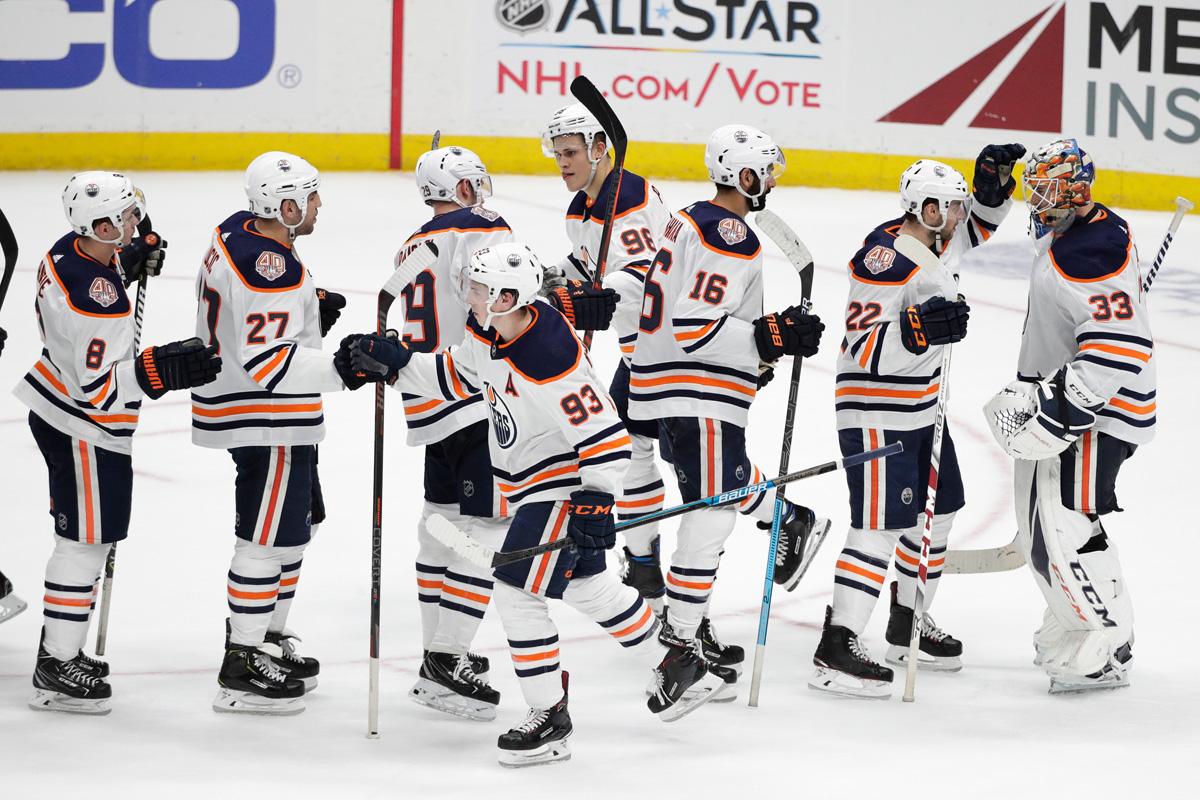Canucks vs. Oilers - Game Recap - 8 March 2019