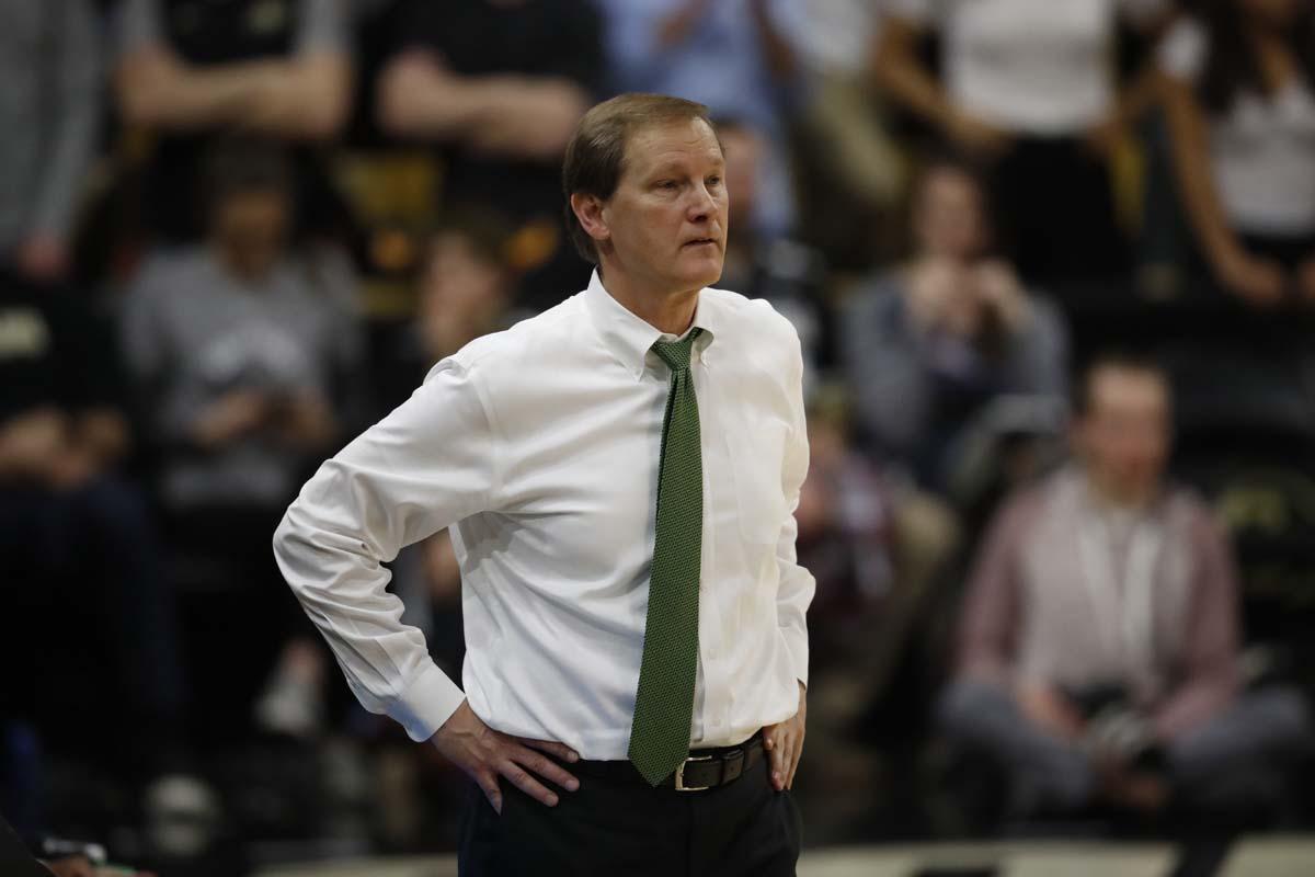 Oregon rolls over Washington 68-48 to win Pac-12 Tournament title