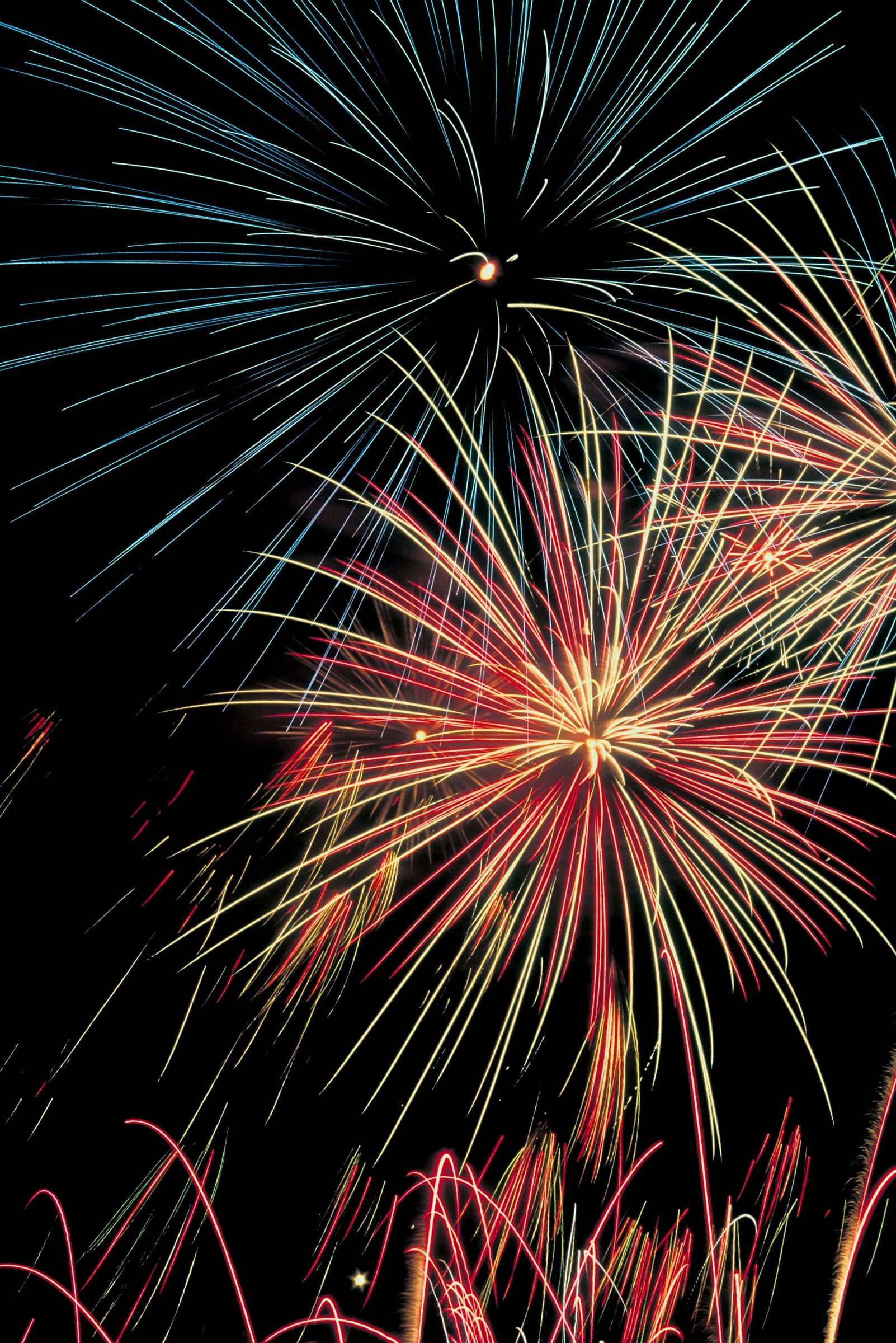 fireworks incidents in state top 300