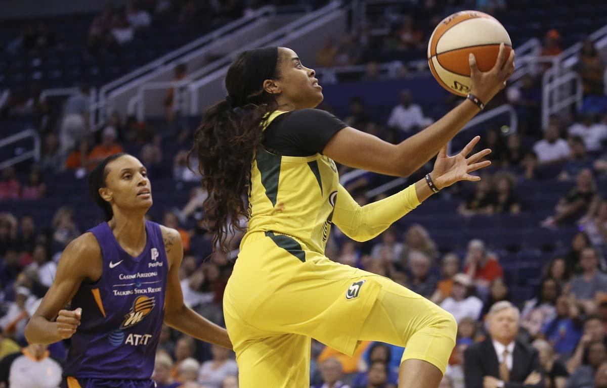Los Angeles Sparks vs. Seattle Storm - 9/15/19 WNBA Pick, Odds, and Prediction