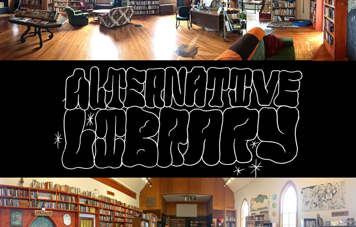 Bellingham's Alternative Library seeks new home | 790 KGMI