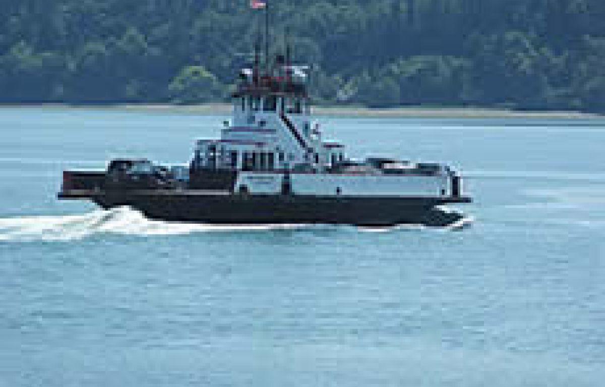 Lummi ferry service outage   790 KGMI