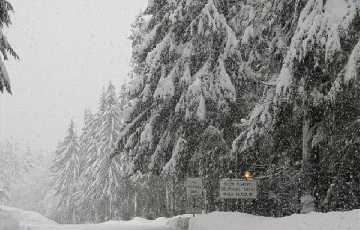 Mount Baker Highway closed | 790 KGMI